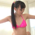 矢田ちえみは変態プレイに興味津々な18歳のちっぱい娘