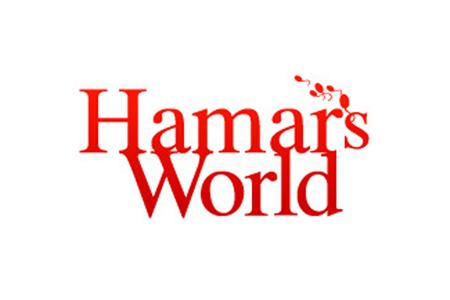 Hamar's Worldロゴ