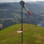アグードの丘でセックスしているカップルのエロ画像を公開
