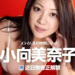 小向美奈子が無修正マンコ解禁 動画配信日はいつ!?
