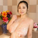 ソープ嬢 小向美奈子の美マンコ&スライム乳を無修正で堪能!