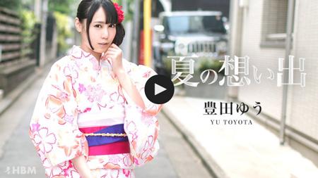豊田ゆう「夏の想い出 Vol.11」のサンプル動画再生画像
