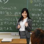 エロ女教師の小野寺梨紗が生徒たちの精子飲むごっくんザーメン授業