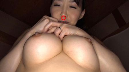 桐島美奈子の無修正動画検証画像(鼻下ホクロ)